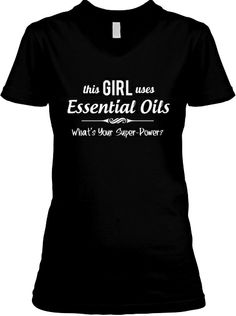This Girl Uses Essential Oils! | Click here to buy it now!!