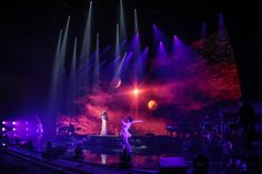 Sarah Brightman live on stage