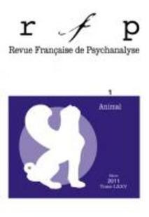 Revue française de psychanalyse 2011/1