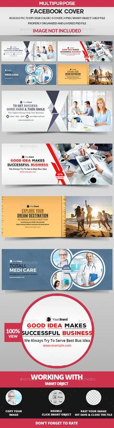 Travel Agency Fb Covers  Facebook Cover Template Template And