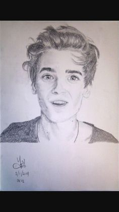 Joe Sugg portrait