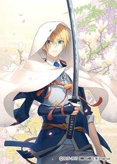 Chica Anime Manga, Manga Boy, All Anime, Anime Guys, Anime Art, Character Inspiration, Character Art, Character Concept, Touken Ranbu Characters