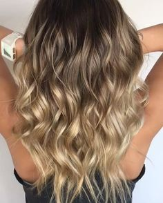 That blend. That shine.  Color by @ryan.weeden  Style by @jesse.colors Hair Color Highlights, Hairdresser, Hair Inspiration, Hairstyles, Long Hair Styles, Colors, Instagram Posts, Beauty, Women