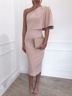 Sienna Dress - Pale Pink, Dress - Pretty Lavish 💙 >>> Kleider >>> Source by dresses Mode Outfits, Dress Outfits, Fashion Dresses, Maxi Dresses, Summer Dresses, Bride Dresses, Boho Dress, Dress Up, Bodycon Dress