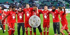FC Bayern mit Kantersieg zum Titel
