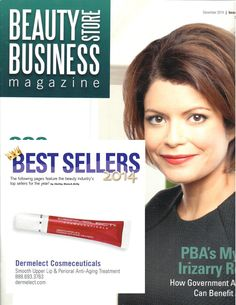 Beauty Store Business Best Sellers: Dermelect Cosmeceuticals Smooth Upper Lip & Perioral Anti-Aging Treatment!
