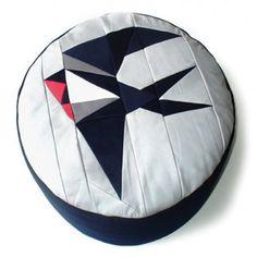 Origami Swallow footstool - handmade in Scotland. Delicious