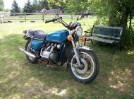 Honda Goldwing GL1000- 1975