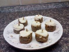Jak přichystat nepečené špaldové dortíčky   recept