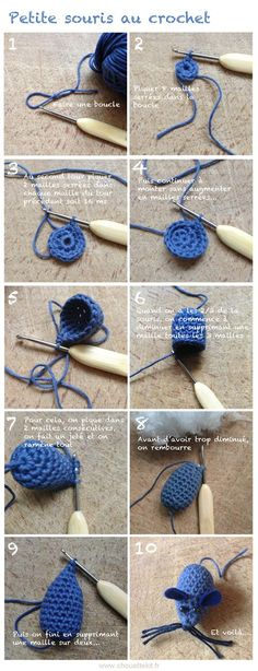 Tutoriel souris au crochet Chouette kit is artistic inspiration for us. Get extra photograph about Residence Decor and DIY & Crafts associated with by taking a look at photographs gallery on the backside of this web page. We're need to say thanks in the event you wish to share this …