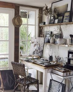 A creative place at home