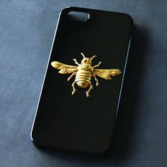 Bee iPhone Case - i get SOOOOOO many compliments on this phone case wherever I go! I will definitely get another one when I upgrade phones.