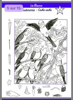 Hidden pictures kuvaa) More Hidden Picture Games, Hidden Picture Puzzles, Hidden Object Puzzles, Hidden Objects, Childrens Word Search, Free Coloring Pages, Coloring Books, Hidden Pictures Printables, Highlights Hidden Pictures