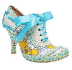 Irregular Choice Georgia Rose Shoe