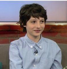 Finn Wolfhard, my future kid will look like this!!