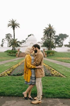 Planning your engagement photos? Take notes from this sweetheart session in a greenhouse! | Imani Fine Art Photography