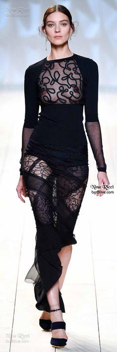 Nina Ricci Spring 2015 RTW