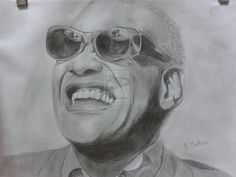 """I never wanted to be famous. I only wanted to be great."" - Ray Charles"