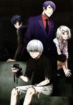 emmazing01: Tokyo Ghoul 2nd season