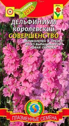 Дельфиниум СОВЕРШЕНСТВО Delphinium Flowers, Flowers