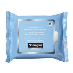 Neutrogena All-in-One Make-Up Removing Cleansing Wipes HG first step night time skincare routine. Neutrogena All-in-One Make-Up Removing Cleansing Wipes Best Makeup Remover Wipes, Neutrogena Makeup Remover, Makeup Wipes, Make Up Tutorials, Makeup Revolution Soph, Makeup Vanity Set, Acne Face Wash, Face Skin, Make Up Remover