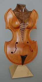 Philippe Guillerm/wood sculptures/United State Wood Sculpture, Sculptures, Musical, Wood Art, Violin, Magick, Carving Wood, Wooden Art, Sculpture