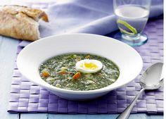 Grønkålssuppe  Klassisk og fyldig suppe