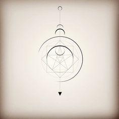 5.22.16 Fibonacci #design #c4d #illustrator #adobe #maxon #tattoo #tattooart #tattoodesign #blacktattoo #math #geometry #geometrictattoo #geometric #fibonacci