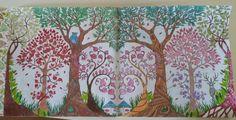 Floresta Encantada - Johanna Basford