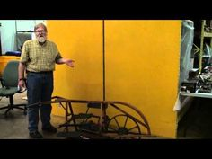 Potato Insect Picker - Franz Klingender - Canada Science and Technology Museum