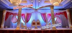 #WEDDING #GOLDEN #BUTERFLY #MANDAP #DSTEXPORTS