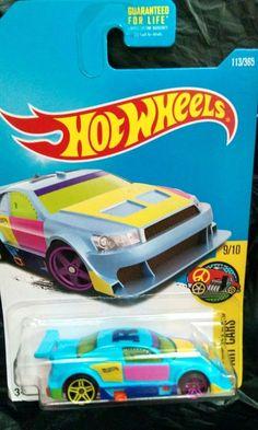 2015 Mattel Hot Wheel Amazoom HW Art Cars 1:64 Die-cast 3+, Unopened ONO9C #HotWheels