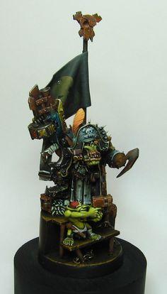 Ork pirate - 40k