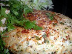 What Runs Lori - Thai Chicken Patties