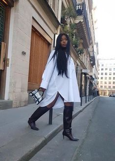 Bell Sleeves, Bell Sleeve Top, Black And White, Tops, Women, Fashion, Moda, Black N White, Fashion Styles