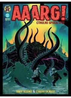 Affiche AAARG! par Pixel Vengeur