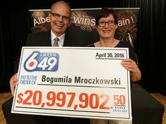 Woman bought a milk and won $20 million Lottery Winner, Winning The Lottery, Custom Self Inking Stamps, Bank Account Balance, Jackpot Winners, Buy Milk, Publisher Clearing House, Coral, Bitcoin Wallet