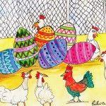 Swedish Easter Easter, Illustrations, Blog, Fictional Characters, Art, Art Background, Easter Activities, Illustration, Kunst