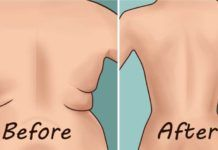How To Get Rid Of Back Fat And Underarm Flab With These 4 Quick Exercises!