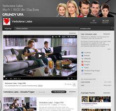 Verbotene Liebe gibt es jetzt auch auf Youtube! Klickt auf das Bild, um zum Kanal zu gelangen.