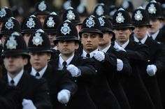 "There Are Four Police Forces In England And Wales With ""No Black Officers"" - BuzzFeed News"