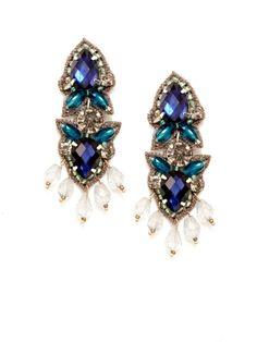 Caravan Drop Earrings