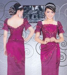 Khmer Fashion: Khmer Traditional Dress