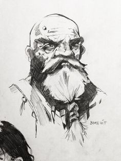Dwarf by MatusSzalontai.deviantart.com on @DeviantArt