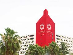 Welcome to the Pyramid at the Grand Oasis Cancun!