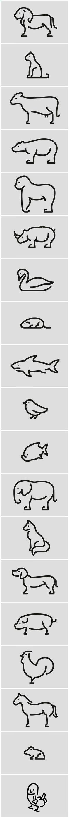 Tiere ganz einfach zeichnen | Webfail - Fail Bilder und Fail Videos
