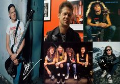 "Jason Newsted ~ Born Jason Curtis Newsted (Also known as Jasonic, Jason ""Newkid"") March 4, 1963 (age 51) in Battle Creek, Michigan.  American metal musician, known for playing bass guitar with the bands Metallica, Voivod and Flotsam and Jetsam. Joining Metallica in 1986 after Cliff Burton's death, Newsted remained a member until 2001, making him the band's longest-serving bassist. The Memory Remains ~ Metallica  PLAY >>> www.youtube.com/watch?v=RDN4awrpPQQ"