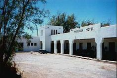 I spent a very strange weekend here with my family a few years ago....at the Armargosa Opera House & Hotel in Death Valley.  Totally haunted.