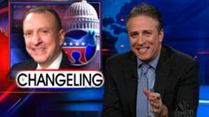 "Changeling | Arlen Specter switches parties based on his ""I would like to remain a senator"" principle."