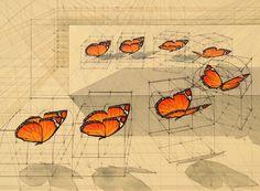 Venezuelalı mimar Rafael Araujoson 40 yıldır üzerinde çalıştığını söylediği Altın Oran yasasını, yaptığı çizimlerle birleştirerekçarpıcı bir illüstrasyon serisi hazırladı. Sanat...
